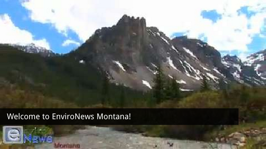 Welcome to the EnviroNews Montana Article Center