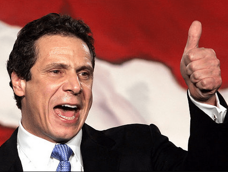 In Bold Move, Gov. Andrew Cuomo Bans Fracking in New York State