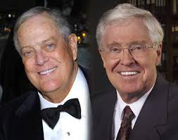Petition Demands DOJ Investigation of Koch Brothers for Perpetrating Voter Fraud
