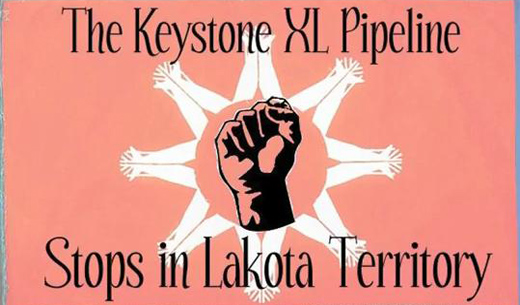 Lakota Sioux Tribe Invokes 'Bad Men' Treaty Clause Over Keystone Pipeline — Demands Feds Remove TransCanada