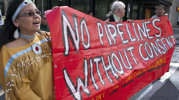 First Nations Tribal Land Not For Sale — Lax Kw'alaams Band Rejects Billion Dollar Offer on Pipeline Deal