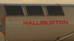 Halliburton Frack Job 2