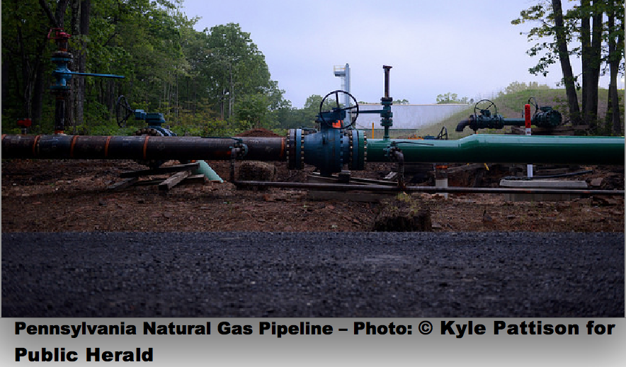 PA Residents 'Terrified' After Williams Transco Natural Gas Pipeline Ruptures — Resistance Mounting