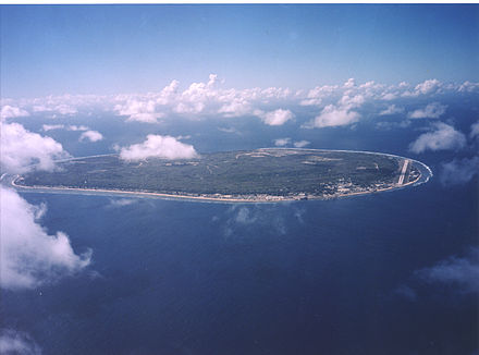 Nauru, World's Smallest Island Country, Going Under Water From Climate — 10,000 in Jeopardy