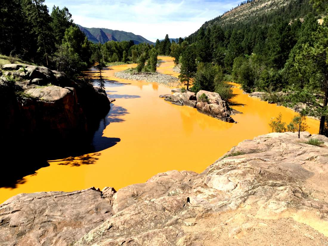 Editorial: EPA Flat Out Fibbed in Response to Animas River Spill