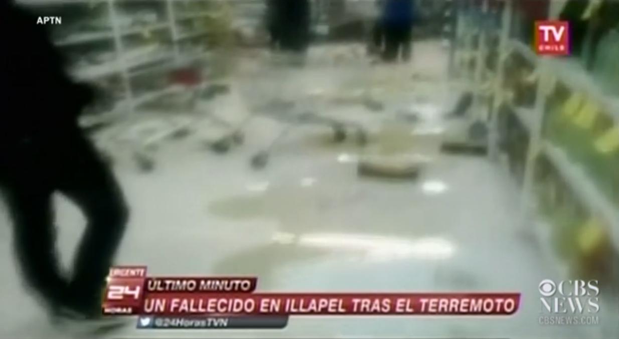 ALERT: Tsunami Warning Issued for Hawaii, So. Cal, Following Massive 8.3 Quake in Chili