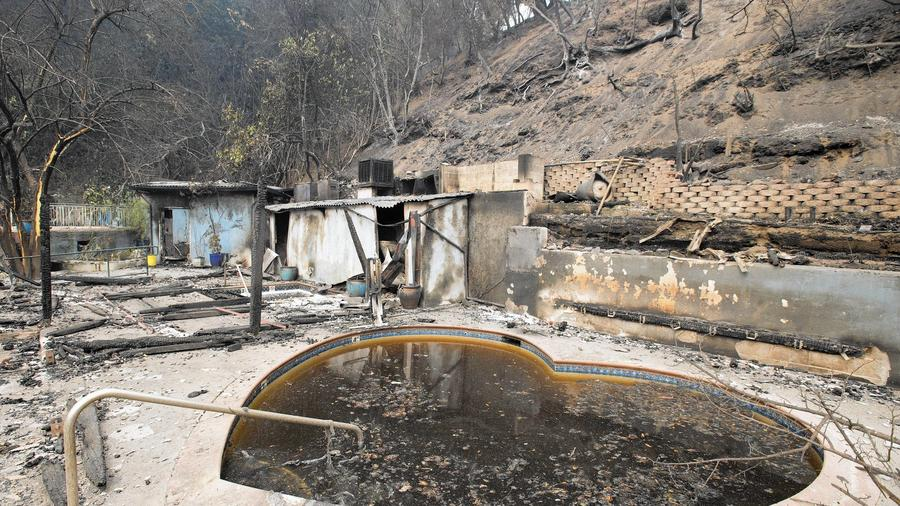 Raw Video Tour: Beloved Harbin Hot Springs in NorCal, Obliterated By Massive 'Valley Fire'