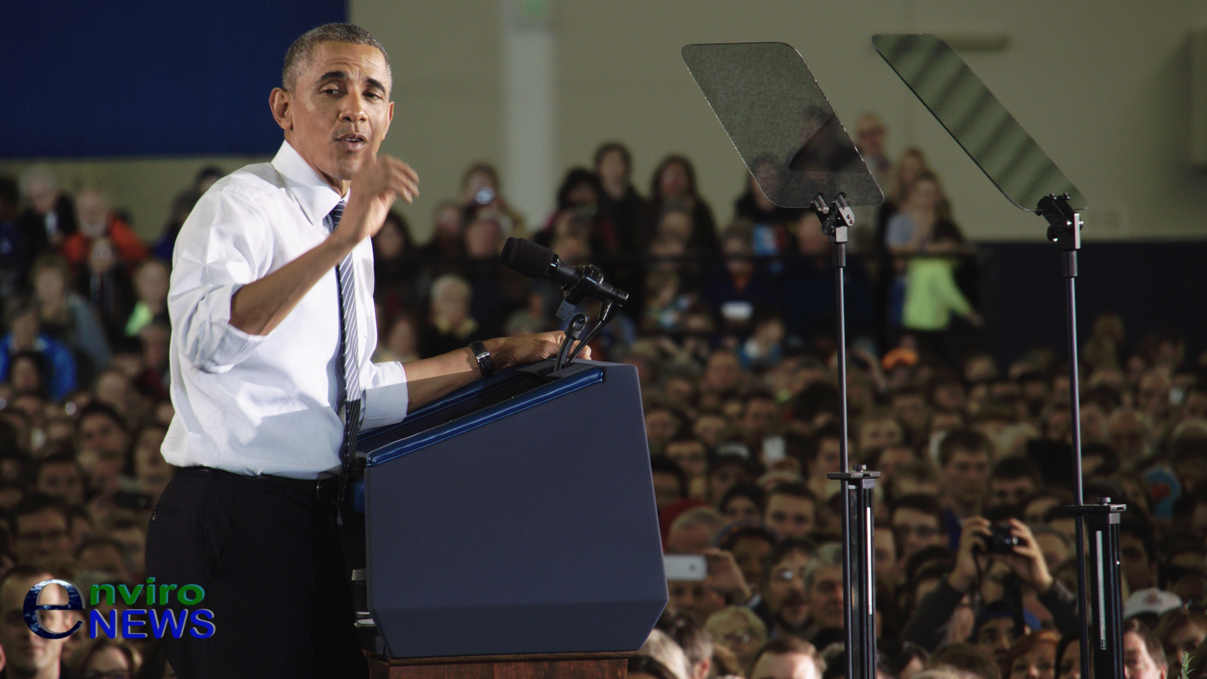 Obama Promises New Lake Michigan Marine Reserve (But What About the Tar Sands Pipeline There?)