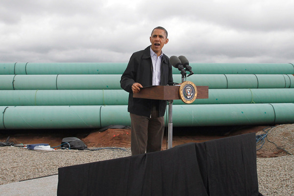 Ding Dong The Pipeline's Dead: Sec. Kerry Kills Keystone XL Pipeline Once and For All
