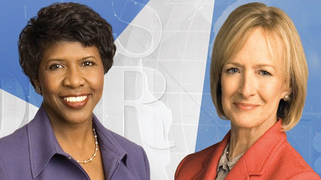 Gwen Ifill, Judy Woodruff Make History as First-Ever, All-Female Presidential Debate Moderation Team