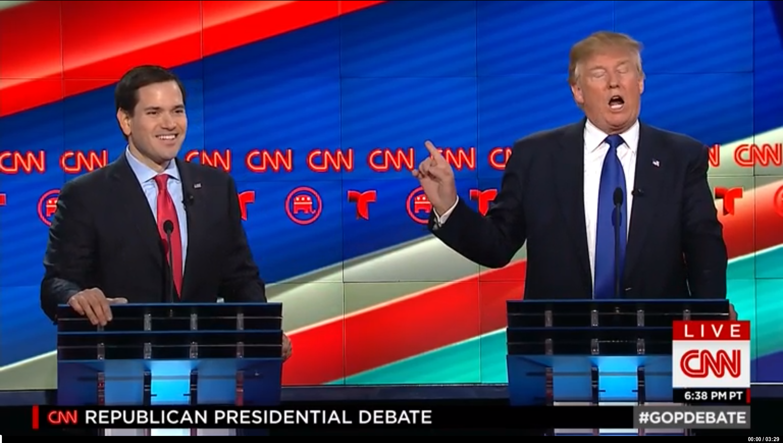 POLL: Who Won Last Night's CNN Republican Debate? VOTE NOW