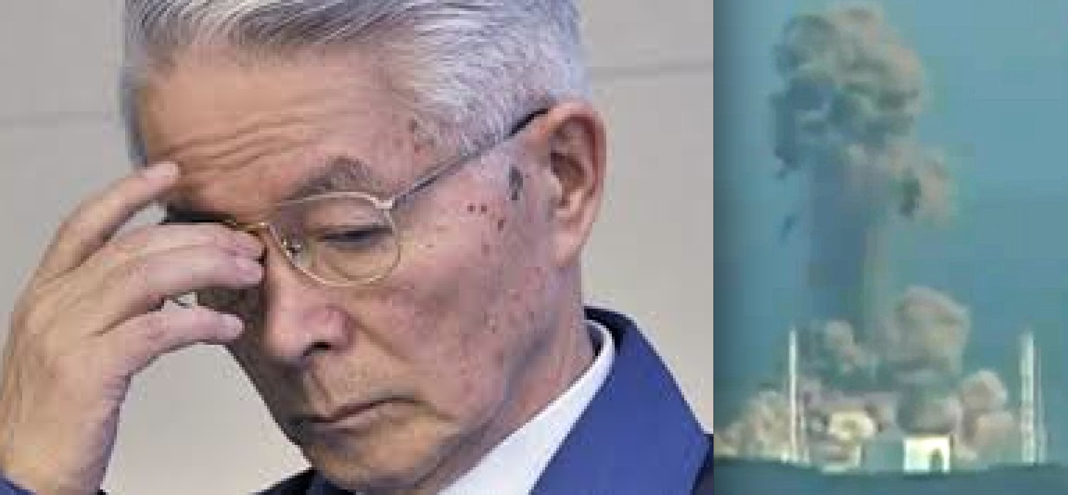 Ex-TEPCO Chairman And 2 VPs To Be Criminally Indicted For Fukushima Meltdowns