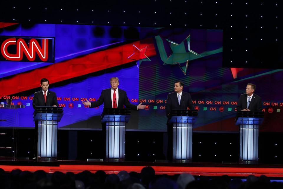 POLL: Who Won Last Night's CNN Republican Debate: VOTE NOW!