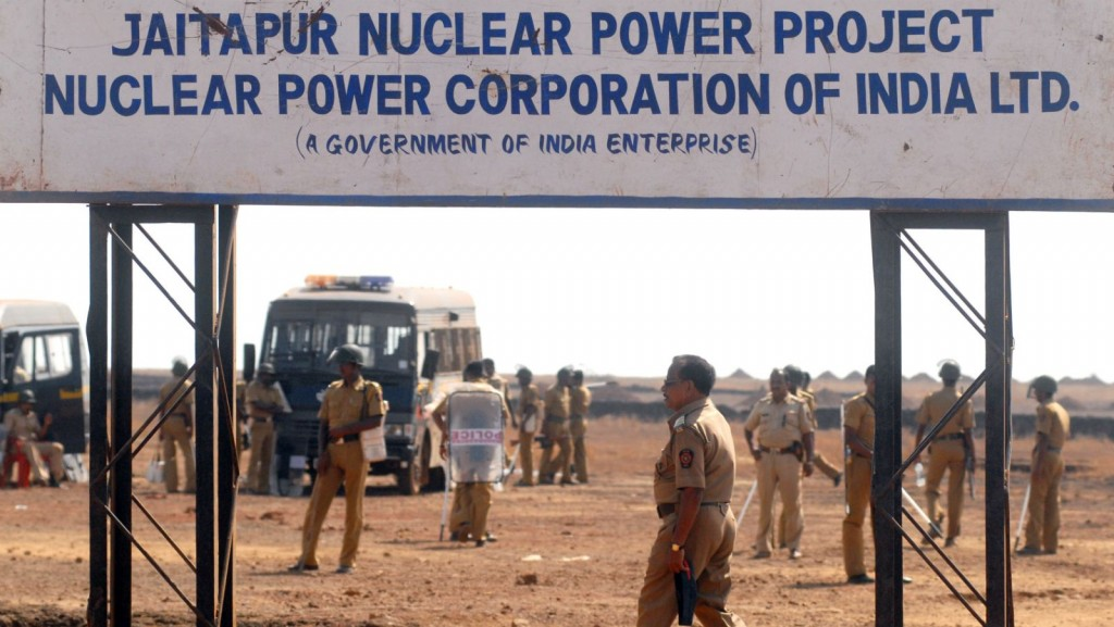 Jaitapur Nuclear Power Project