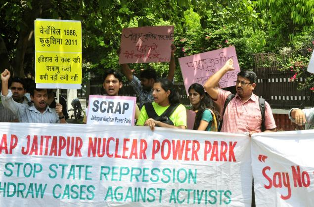 Editorial: Construction of Dangerous Coastal Jaitapur Nuclear Power Mega-Plant Should Be Stopped
