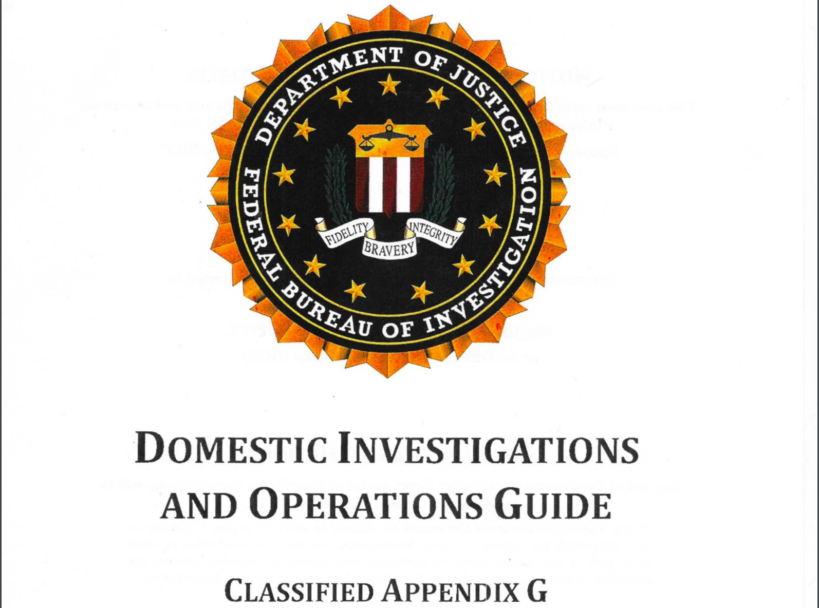 EDITORIAL: Newly Uncovered Secret Rules Allowing FBI To Spy on Journalists Are Outrageous