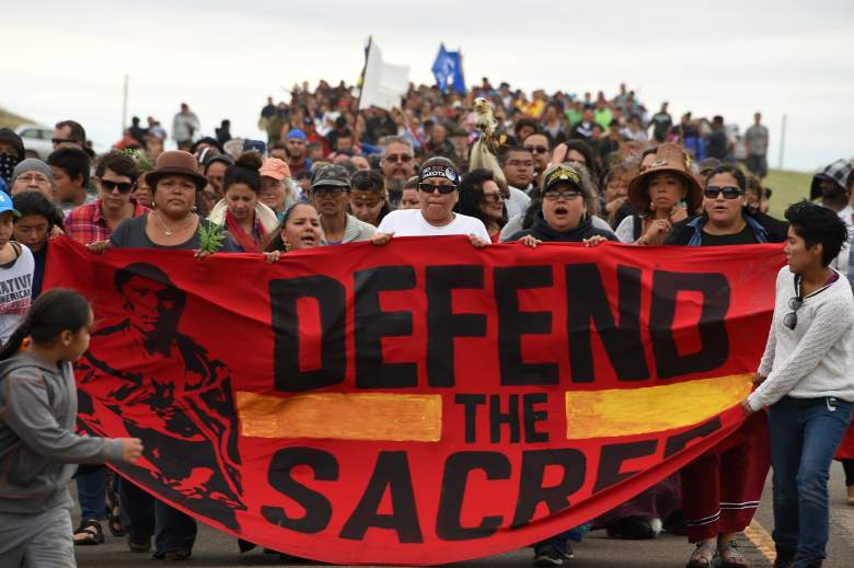 Pipeline Freeze: Feds Back Down, Halt Dakota Access Pipeline After Native American Protest Turned Violent