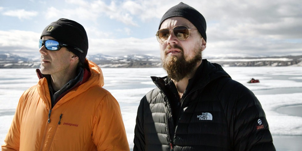 Video: SNEAK PEEK at Leonardo DiCaprio's Climate Change Documentary 'Before The Flood'
