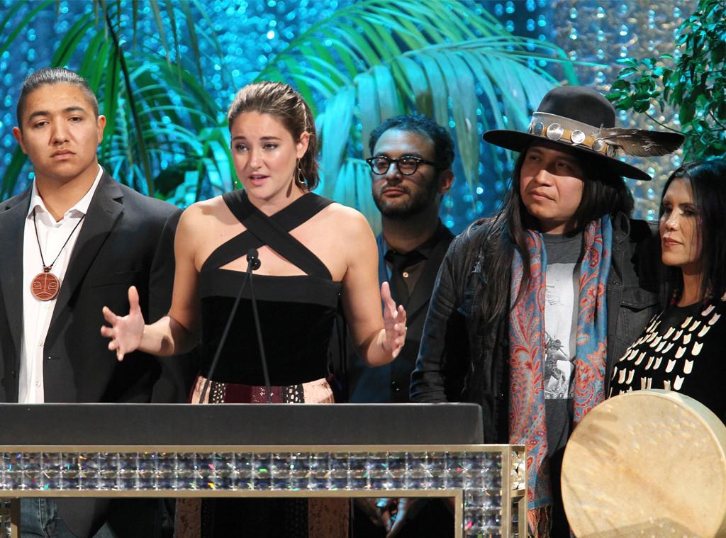 Shailene Woodley, Jaden Smith, Receive Top Honors at Environmental Media Association's EMA Awards