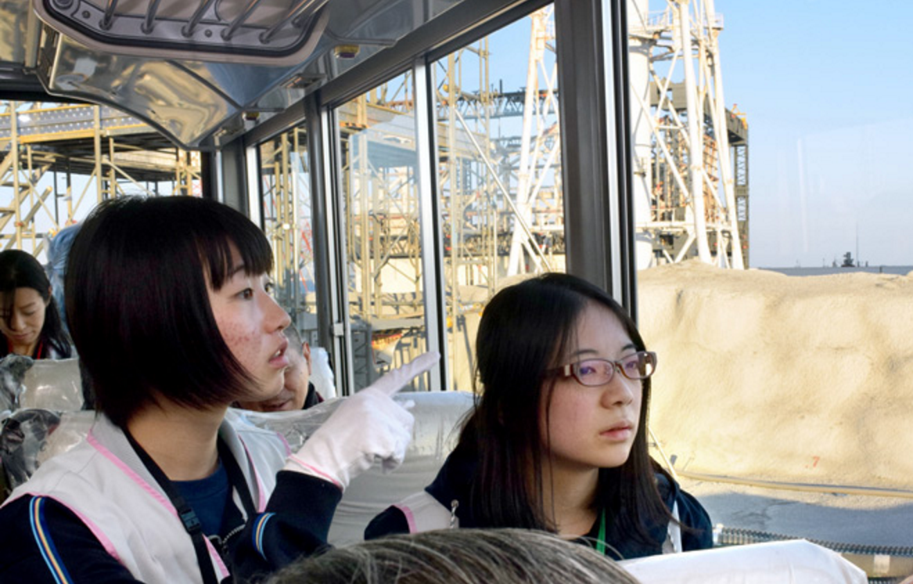 EDITORIAL: Shame on TEPCO For Taking Kids into Fukushima Exclusion Zone for Damage Control Campaign