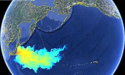 Seaborne Fukushima Radiation Plume Hits West Coast — How the Media Reported it Dangerously Wrong