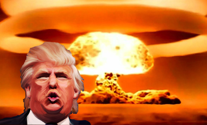 Video: Trump to MSNBC on Nukes: 'Let it be an arms race' (With Russia)