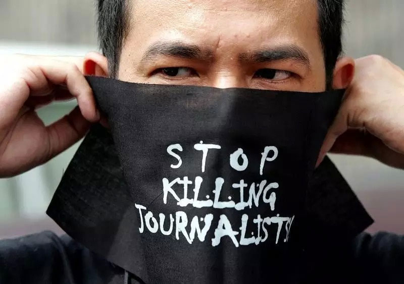 Killing Us Won't Shut Us Up! — Another Environmental Journalist Gunned Down in the Philippines