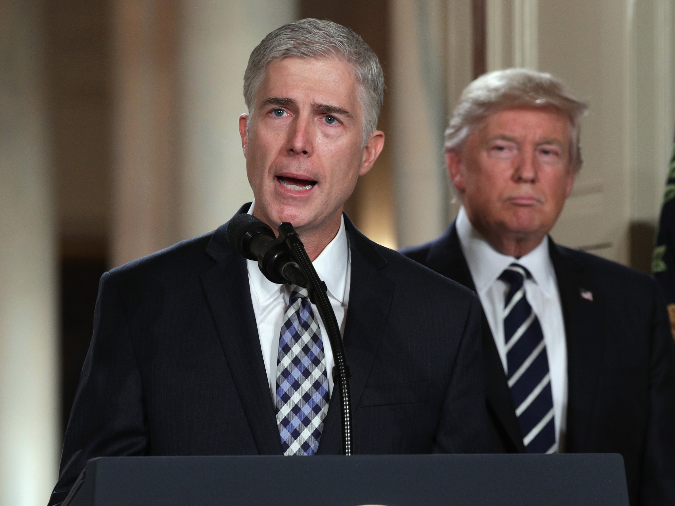 """POLL CLOSED: Should GOP Exercise The """"Nuclear Option"""" If Dems Block Neil Gorsuch? Yes/No? VIEW RESULTS"""