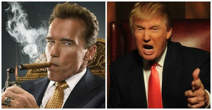 Video: Schwarzenegger Gives POTUS Huge Black Eye on Twitter After Trump's Cheap Jab