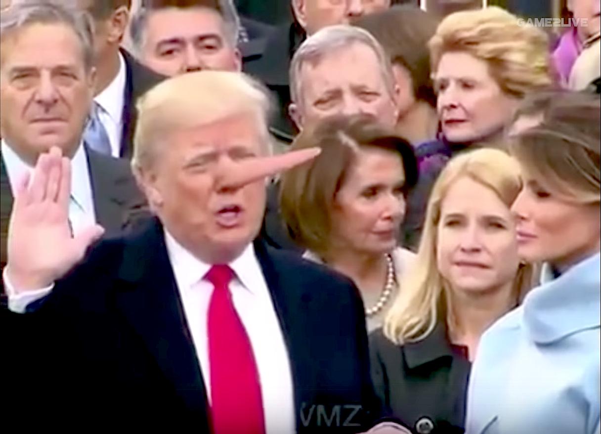 Editorial: Trump says, 'I have won awards on environmental protection' — EnviroNews says, 'Bullshit!'