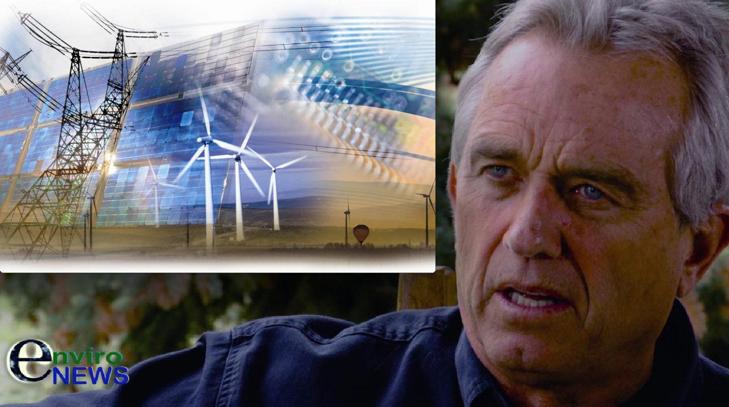 EnviroNews Concludes Epic Nine-Pt. Environmental Video Series With Robert Kennedy Jr. — Watch it Here: