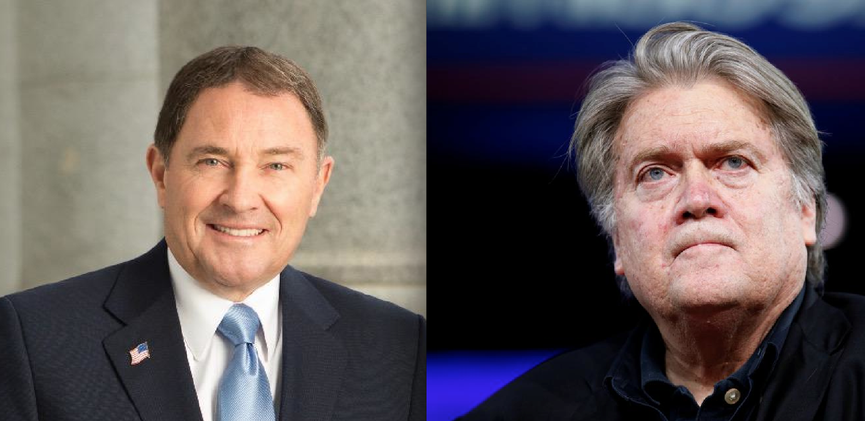 Conservative Utah Gov. Gary Herbert Rips Steve Bannon a New One For His 'Mormon Bigotry'