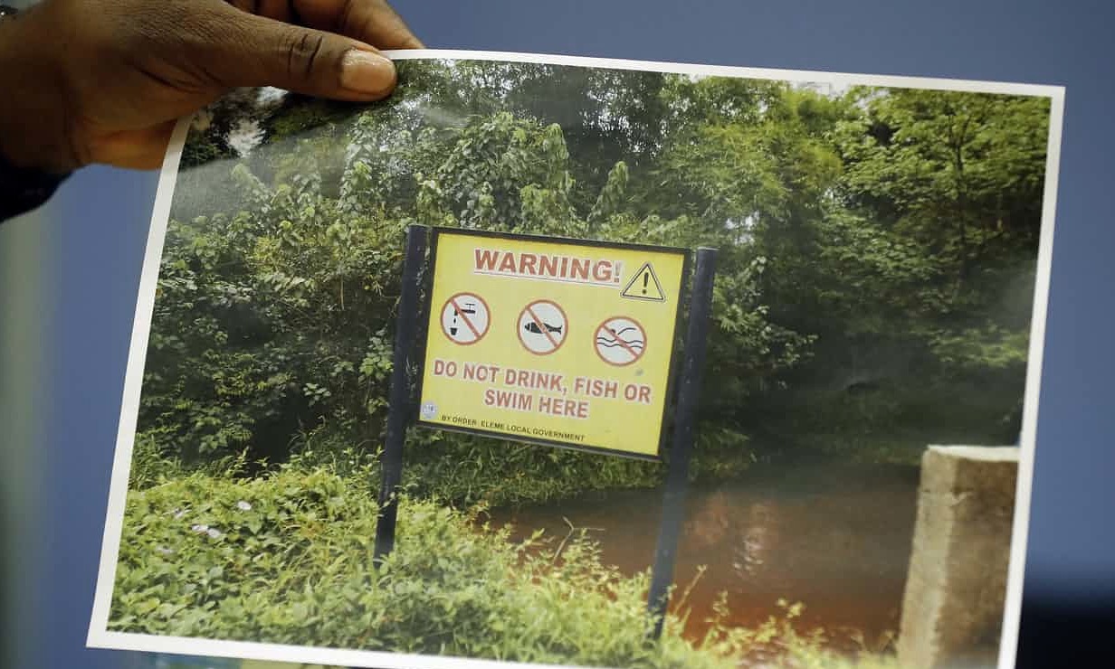 British Court Shoots Down Nigerian Tribes in Lawsuit over Royal Dutch Shell Oil Spills