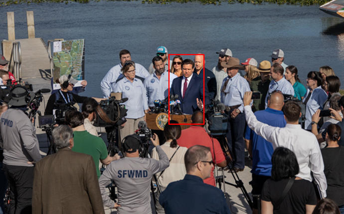 FL's GOP Governor: State Will Buy 20K-Acre Stretch of Everglades to Protect it From Oil Drilling