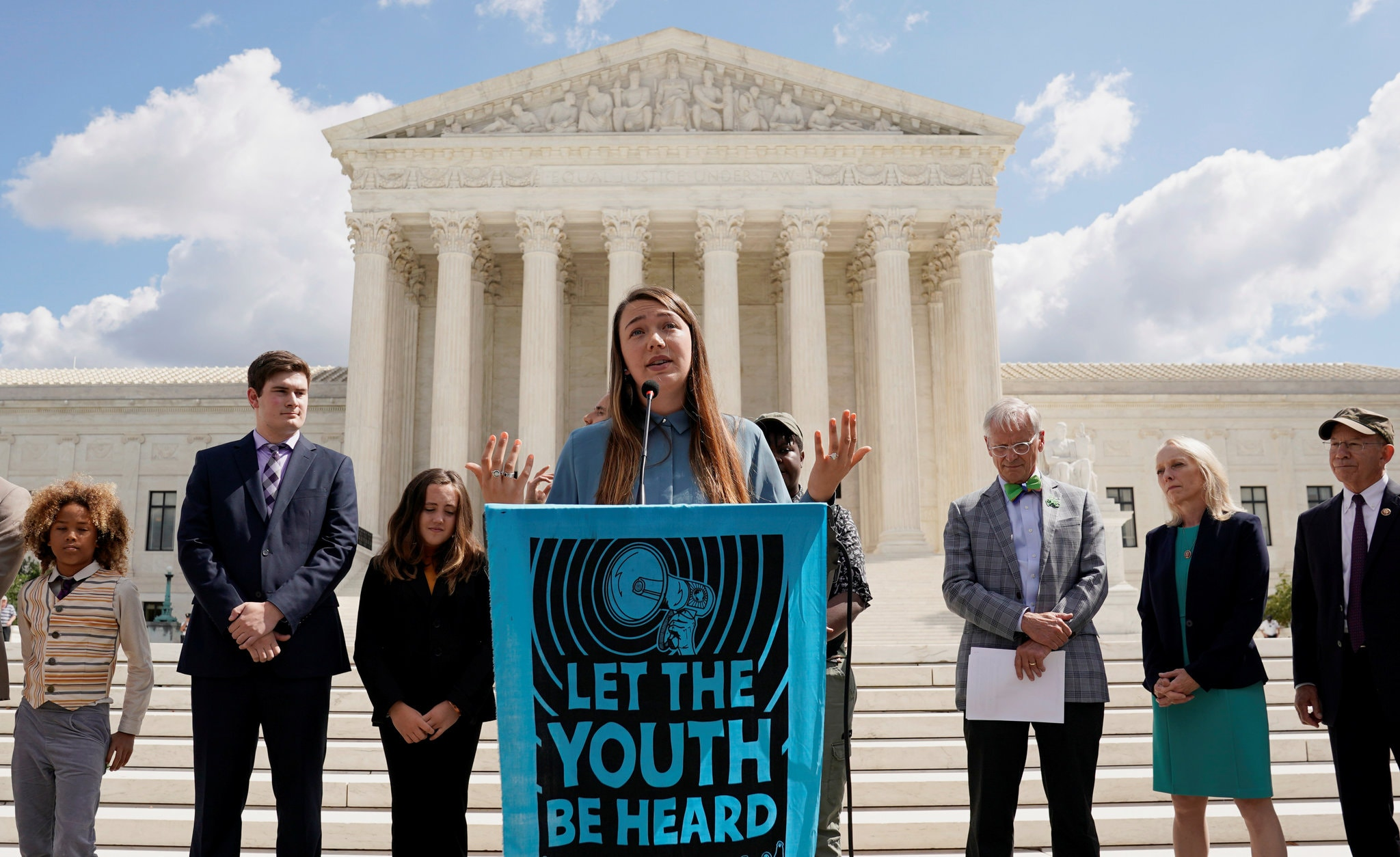 Climate Cop-out: 9th Circuit Shoots Down 'Landmark' Lawsuit by 21 Youths While Saying 'Eve of Destruction' is Near