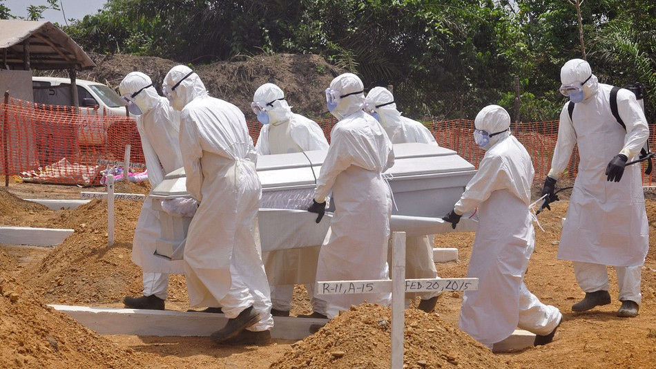 Ebola Cases Spike in Congo Again, Still under Siege from COVID-19 and Massive Measles Outbreak