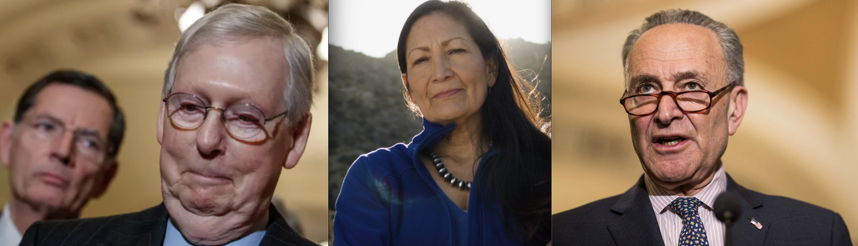 500 NGOs Implore Senate Leaders to Confirm Deb Haaland for Interior; GOP Opposition Looms